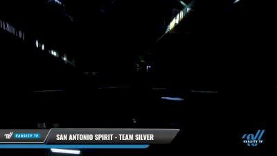 San Antonio Spirit - Team Silver [2021 L5 Junior - D2 Day 1] 2021 ACP Cash Bash Championship