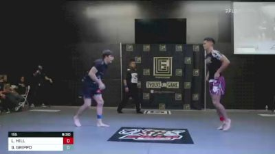 LIAM HILL vs GIANNI GRIPPO 2021 EUG Promotions Event #3