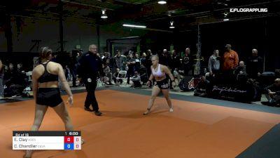 Elisabeth Clay vs Chelsea Chandler 2019 ADCC North American Trials