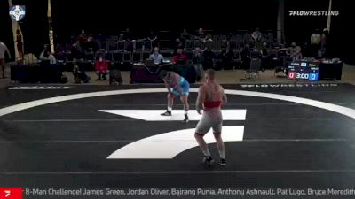 97 kg Final - Ty Walz, NJRTC/SERTC vs Timothy Dudley, Cliff Keen Wrestling Club