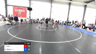 54 kg Final - Tommy Link, Malvern Prep vs Evan Rawls, Gitomer
