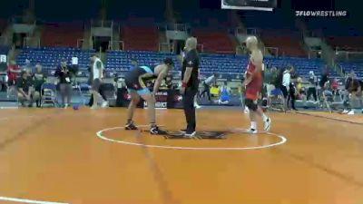 86 kg Rr Rnd 3 - Kyle Ryan, Oklahoma vs Michael Nelson, Minnesota