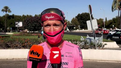 Vuelta a España: Bunch Working For Magnus Cort