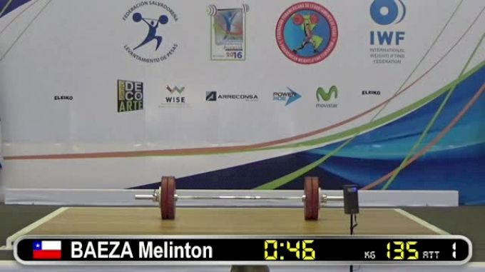 2016 Junior Pan Ams Day 5 (Part 2)