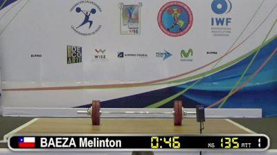 2016 Pan American Junior Championships Day 5 (Part 2)