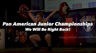 2016 Pan American Junior Championships Day 5 (Part 4)
