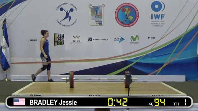 Jessie Bradley: 2016 Junior Pan Ams