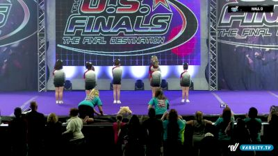 Fire & Ice Fusion - Frostbites [2016 L1 Tiny Prep Cheer Division II Day 2]