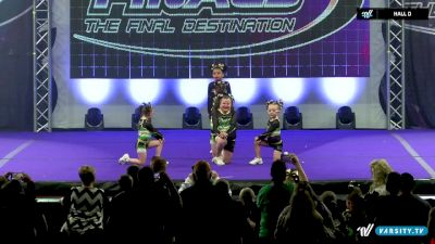 Champs Central - Glimmer [2016 L1 Tiny Prep Cheer Division II Day 2]