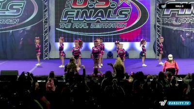 M.O.T. All-Stars - Little Novas [2016 L1 Tiny Prep Cheer Division II Day 2]