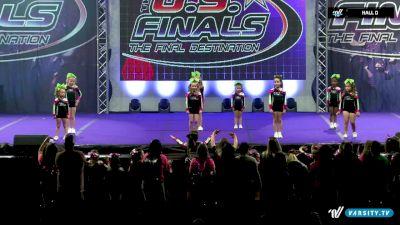 Rainbow All Stars - Fierce - Divas [2016 L1 Tiny Prep Cheer Division II Day 2]