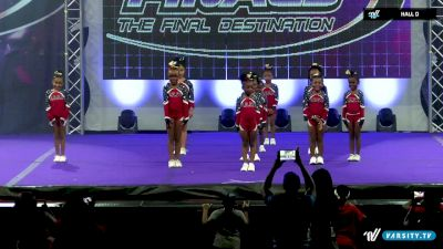 Buffalo All Star Extreme - Minions [2016 L1 Tiny Prep Cheer Division II Day 2]