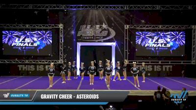 Gravity Cheer - Asteroids [2021 L2 Youth Day 2] 2021 The U.S. Finals: Ocean City