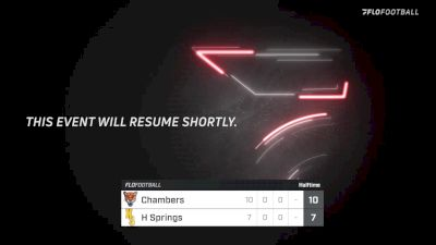 H Springs vs. Chambers - 2021 Julius L. Chambers vs Highland Springs