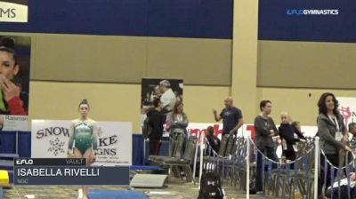 Isabella Rivelli - Vault, NGC - 2018 Brestyan's Las Vegas Invitational