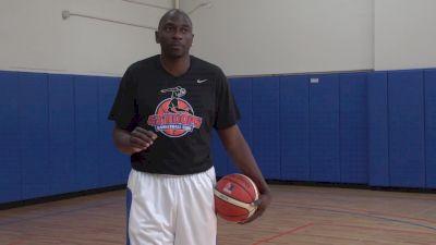 NBA-Vet Chris Carr Stepback Jumpshot