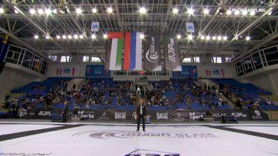 Paulo Da Silva vs Ricardo Evangelista 2019 Abu Dhabi Grand Slam Moscow