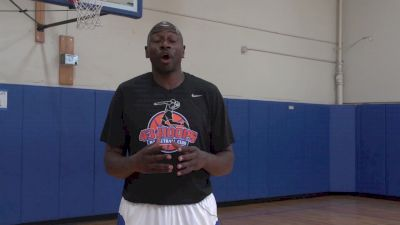 NBA-Vet Chris Carr Post Play