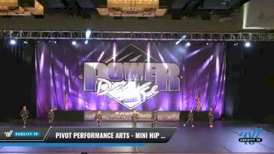 Pivot Performance Arts - Mini Hip Hop [2021 Mini - Hip Hop Day 2] 2021 ACP Power Dance Nationals & TX State Championship
