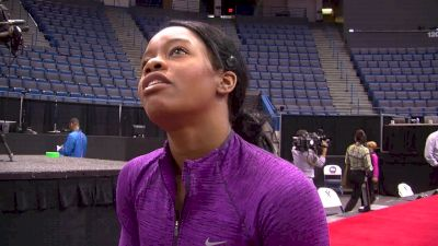 Gabby Douglas On the Olympics Being Right Around the Corner and Her TV Show - Training Day, Secret Classic 2016