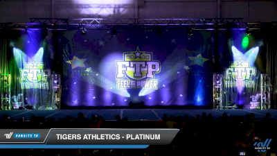 Tigers Athletics - Platinum [2019 International Open 5 Day 2] 2019 Feel The Power East