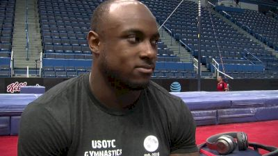 Donnell Whittenburg on Getting Comfortable in Competition and Focusing on the Present - Day 1, P&G Champs 2016