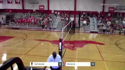 Replay: Northbrook HS vs Houston Mem. HS - 2021 Northbrook vs Memorial | Sep 17 @ 5 PM