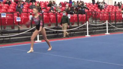 Morgan Collins - Floor, JET Gymnastics - 2021 Region 3 Women's Championships