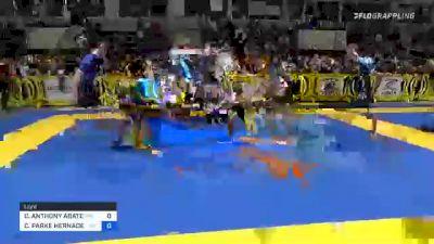 COLE ANTHONY ABATE vs COLBY PARKE HERNADEZ 2021 Pan IBJJF Jiu-Jitsu No-Gi Championship