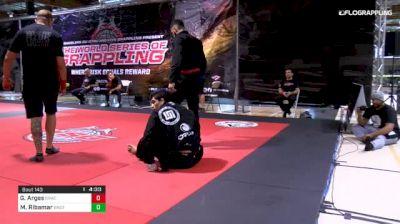 Gabriel Arges vs Manuel Ribamar World Series of Grappling #2