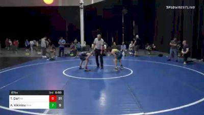 92 lbs Final - Caden Yanarella, Malvern Prep vs Charles Clifford, Vougar's Honors Wrestling