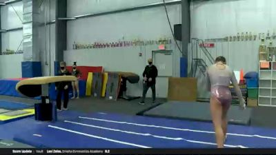 Katelyn Rosen - Vault, Mavericks Gymnastics - 2021 American Classic and Hopes Classic