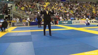 Mackenzie Dern vs Fernanda Mazzelli IBJJF 2016 Worlds