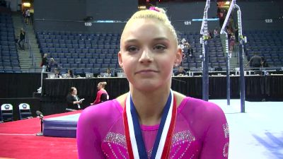 Alyssa Baumann on Returning to the Big Stage - Secret Classic 2016