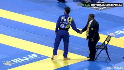 Gabriel Rollo Vs Michael Langhi IBJJF 2016 Worlds