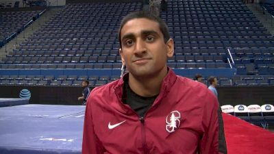 Akash Modi- 'The NCAA Program is Producing Some of the Best Gymnasts in the Country' - P&G Champs 2016