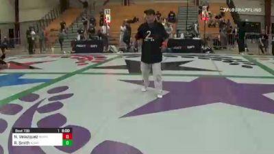 Norman Velazquez vs Ryan Smith 2020 Colorado State Championships