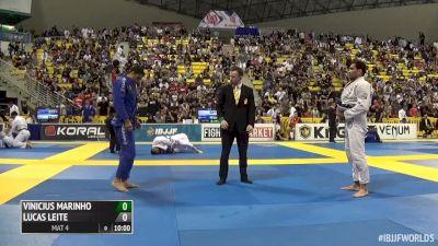 Vinicius Marinho vs Lucas Leite IBJJF 2016 Worlds
