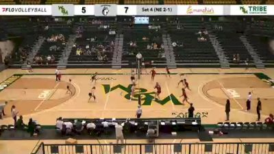Replay: Northeastern vs William & Mary | Sep 18 @ 3 PM