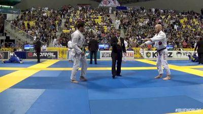 Lucas Leite vs Darragh O'Conaill IBJJF 2016 Worlds