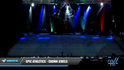 Epic Athletics - Crown Jewels [2021 L1 Youth - D2 - Small - B Day 2] 2021 The U.S. Finals: Pensacola