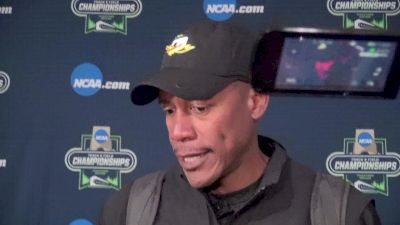 Robert Johnson after a rough day for the Ducks