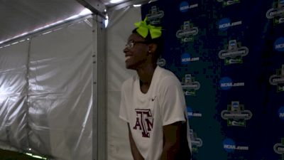 Shamier Little after third NCAA title and No. 2 mark all-time