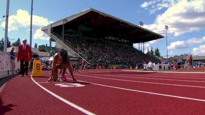 Women's 400m, Final - Texas' Courtney Okolo cruises to victory