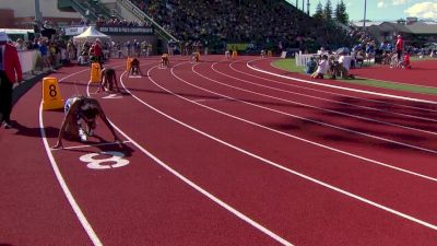 Women's 400m Hurdles, Final - Shamier Little gets the three-peat