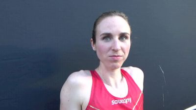 Nicole Sifuentes talks Canadian depth after 2nd in the 1500