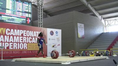2016 Senior Pan Ams - Kendrick Farris Clean & Jerk (194/195/199)
