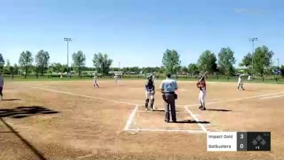 Batbusters vs. Impact Gold Nation - 2021 Colorado 4th of July