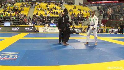 Devhonte Johnson vs Thomas Keenan IBJJF 2016 Worlds