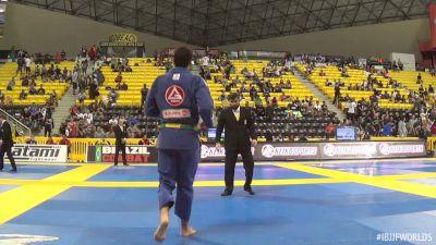 Marcelo Olivera vs Felipe Silva IBJJF 2016 Worlds
